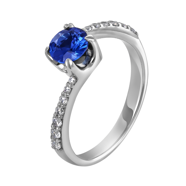 """Diana"" engagement ring"