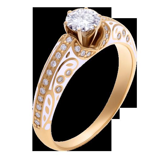 Ювелірний каталог ексклюзивних виробів із золота з діамантами ... e7666e7aa9097